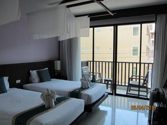 Apasari Krabi: Room