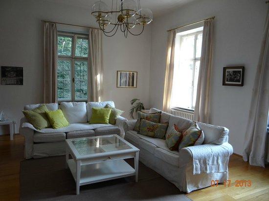 Villa Trapp: marias suite