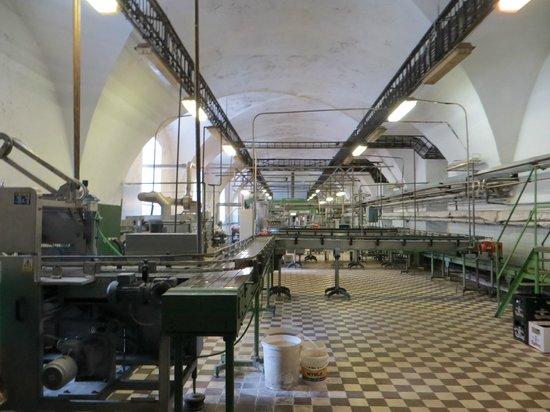 Eggenberg Pivovary : Brewery