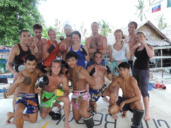 Kobra Muay Thai Boxing Stadium: welcome to our team