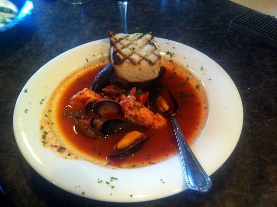 Morgan's Bistro: Cioppino