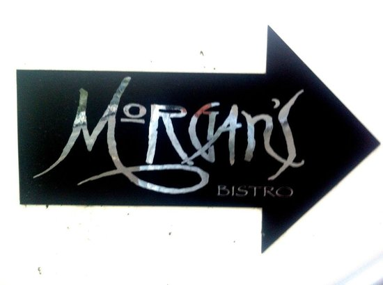 Morgan's Bistro: Morgan's Arrow