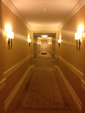 Royal Park Hotel: Hallways