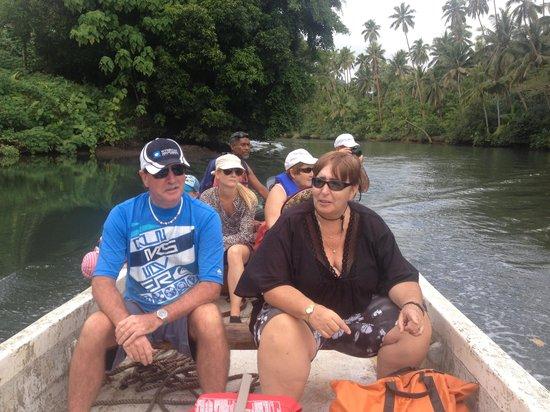 The Remote Resort - Fiji Islands: Tokovesi Creek Explorers