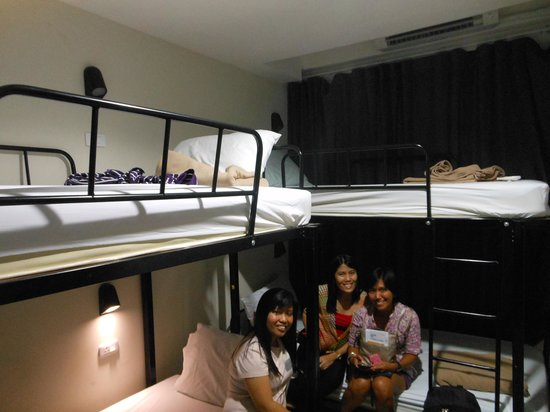 Link Corner Hostel Bangkok: room 4b