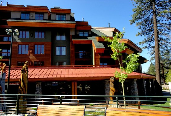 Marriott's Timber Lodge: Part of Timber Lodge Complex