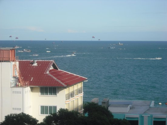 The Bayview Hotel: The Sea View