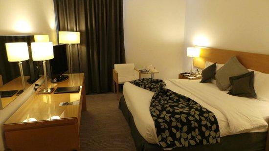 فندق مطار عمّان: Deluxe Room