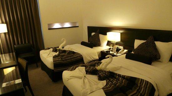Amman Airport Hotel: Super Deluxe Twin