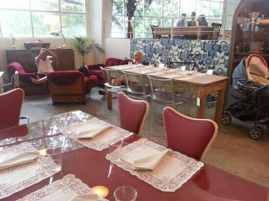 tavoli diversi - Foto di Lanificio Cucina, Roma - TripAdvisor