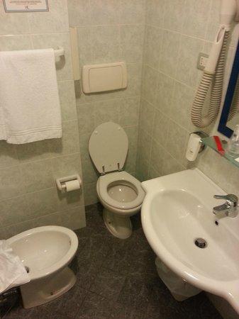 Hotel Corallo: bagno 01