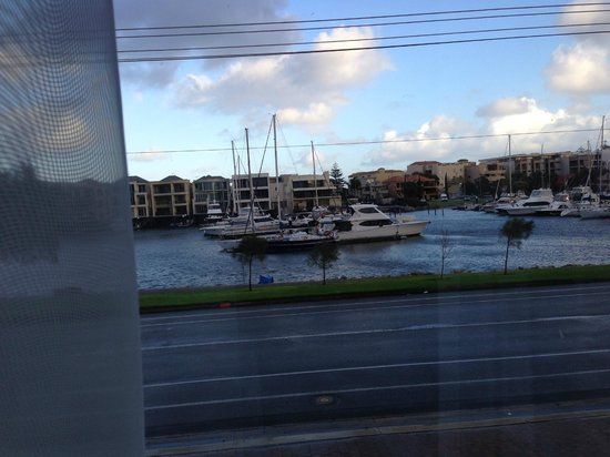 Comfort Inn Haven Marina : Marina View