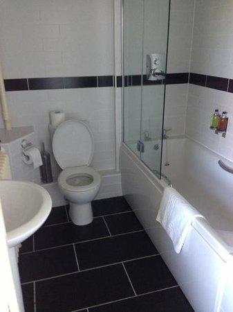 Castle Lodge Hotel: bathroom