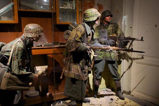 December 44 Historical Museum: La Gleize
