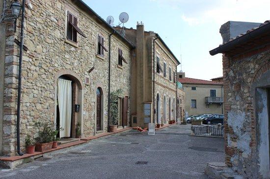 La Casa nel Borgo: Bibbona