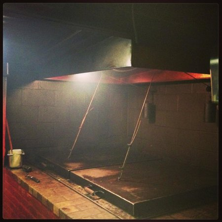 Central Texas Style Barbecue: Barbecue pits
