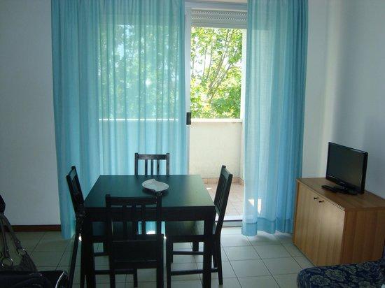 Residence Villa Azzurra: Soggiorno