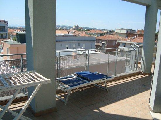 Residence Villa Azzurra: Terrazzo 2