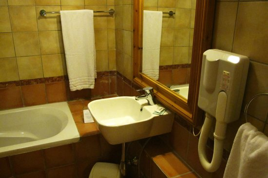 Sunflower Hotel: łazienka