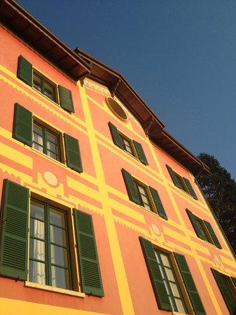 Relais Casali della Cisterna: Gebäude