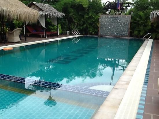 Delux Villa: manifique piscine