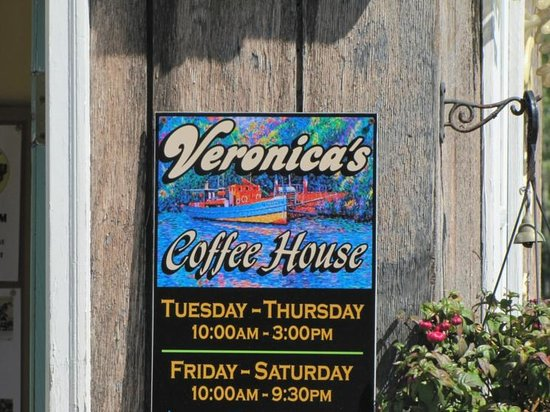 Veronica's Cafe : Veronica's Coffee