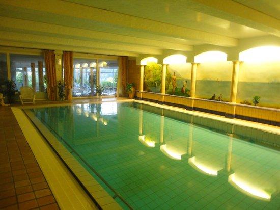 Hotel Panorama: Indoor Pool