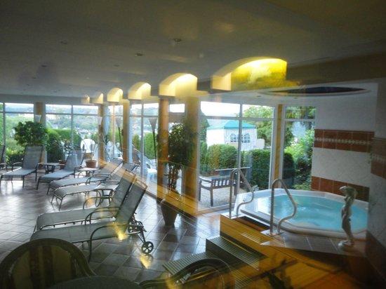 Hotel Panorama: Indoor spa area