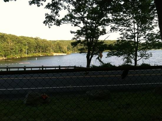 Bear Mountain, Nova York: peaceful