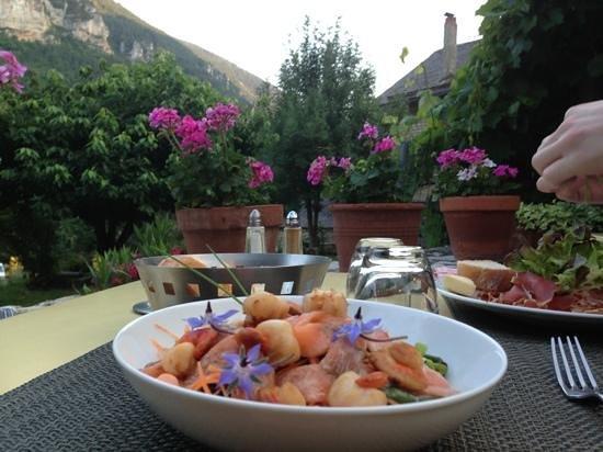L'auberge du Moulin Restaurant: Ajouter une légende