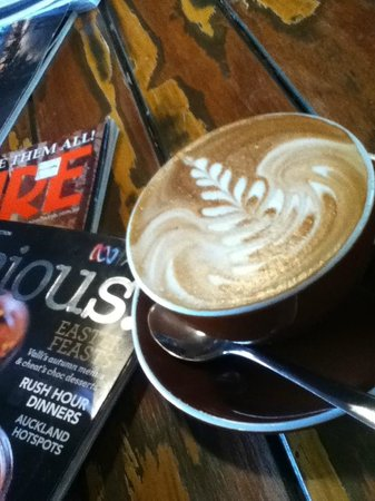 Shawty's Cafe: Supreme Coffee