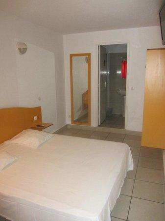Karaibes Hotel: Zimmer