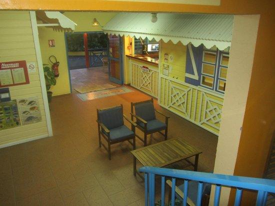 Karaibes Hotel: Lobby