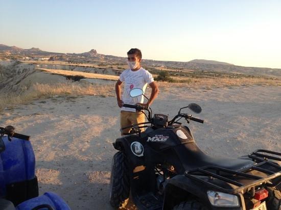 Adventure ATV Rent: ATV ile SUNSET turu yapacaksanız EKREM !!! :))
