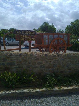 Casale L'Antico Carro: .