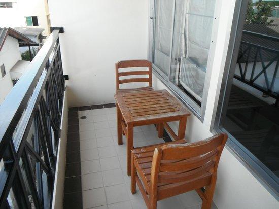 Baywalk Residence Pattaya: バルコニー