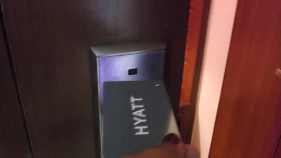 Hyatt Amritsar: room enterance