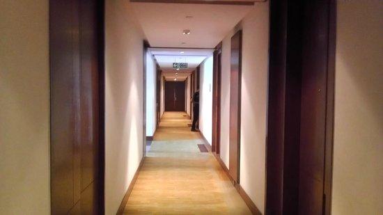 Hyatt Amritsar: corridor