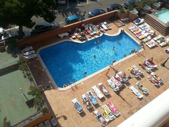 Prestige Sant Marc Hotel : piscina pequeña