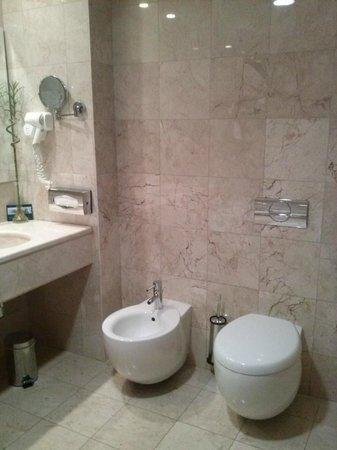 Hilton Sibiu: bath