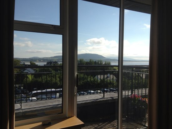 Radisson Blu Hotel & Spa, Sligo: Radisson Blu Sligo, balcony view