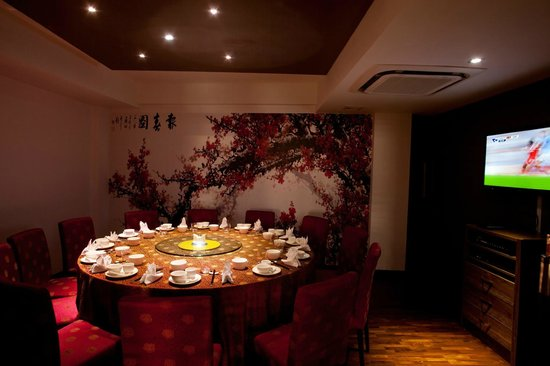 Family room picture of palace sichuan chinese restaurant for The family room steakhouse