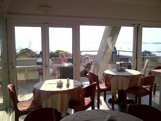 Hotel Bonotto : Breakfast area