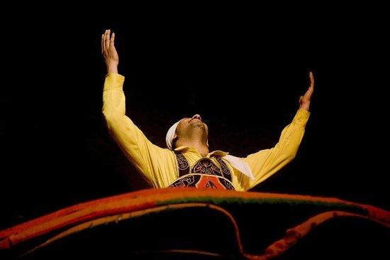 فرقة رقص الترات المصري التنورة