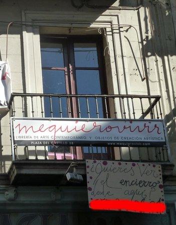 Abba Reino de Navarra Hotel: alquile balcon