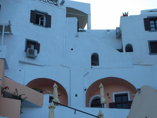 Hotel Kavalari: Our room, the Executive Double to the right!