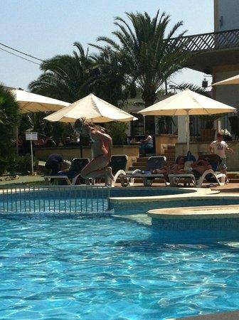 Prinsotel Mal Pas: the pool