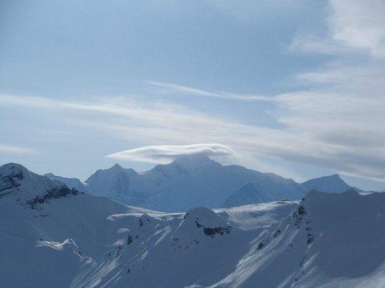 Apartamentos Pierre & Vacances Premium Les Terrasses d'Eos: Mont Blanc