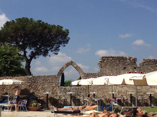 Casale della Certosa: Bordo piscina