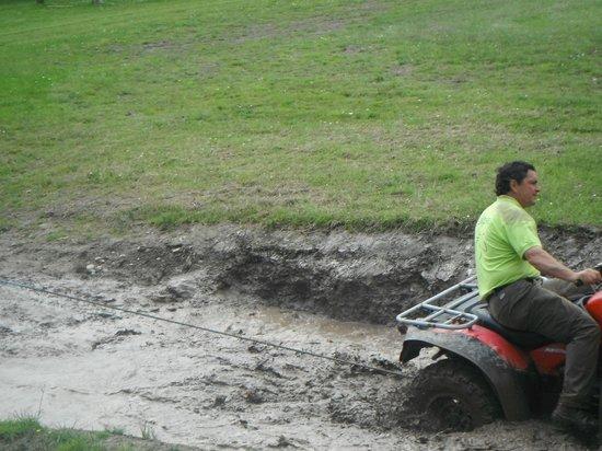 Eclipse Ireland Adventure and Equestrian Centre: I love mud